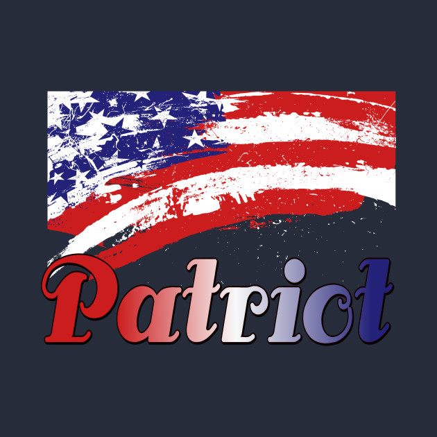 Patriot Red White and Blue