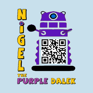 Nigel the Purple Dalek