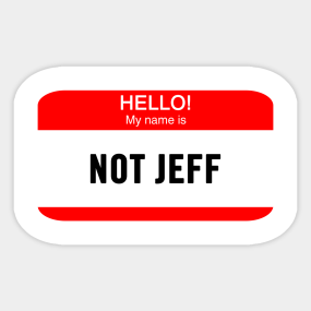 name tag stickers teepublic