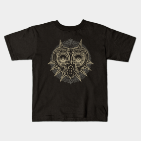 MajorMask kids-t-shirt