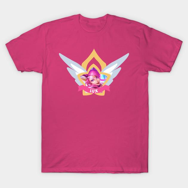30a0a7b48 Star Guardian Lux - League Of Legends - T-Shirt | TeePublic
