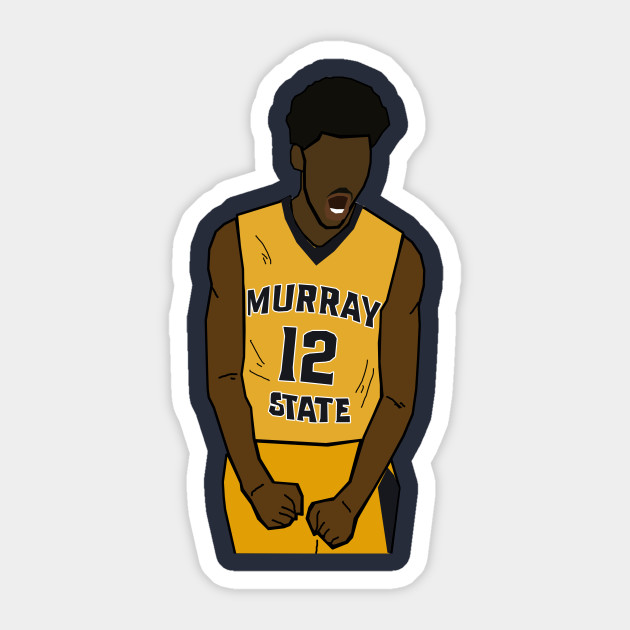 finest selection be01e 4a9c3 Ja Morant Celebration - Murray State Racers