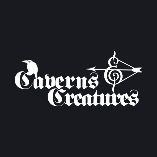 Caverns & Creatures White