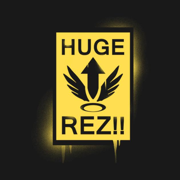 Mercy Huge Rez!!