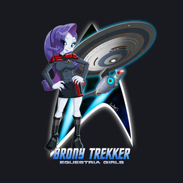 Brony Trekker: Equestria Girls RB Ver.