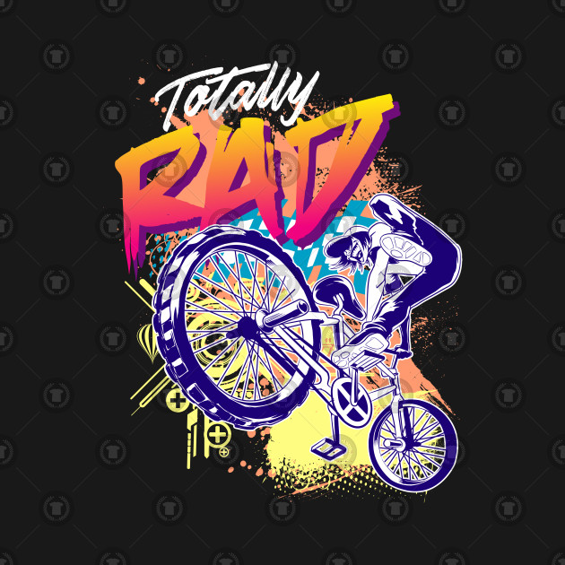 Totally Rad BMX
