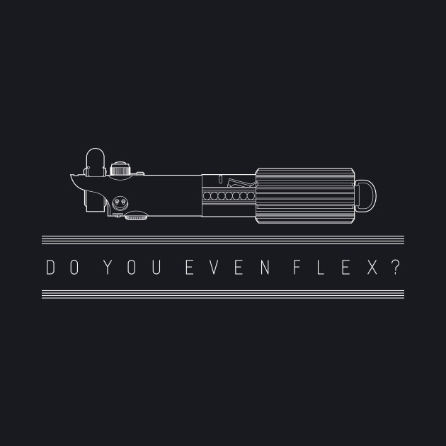 Do You Even Flex? (A New Hope Graflex)
