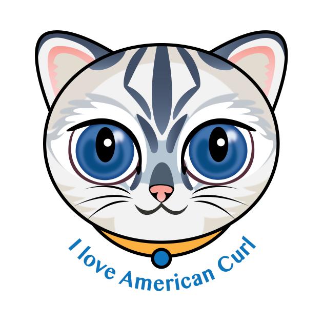 I Love American Curl