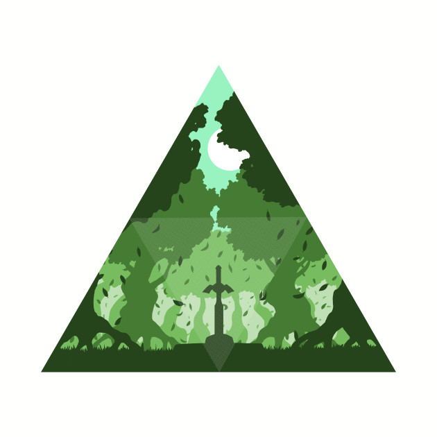 Master Sword in the Stone...