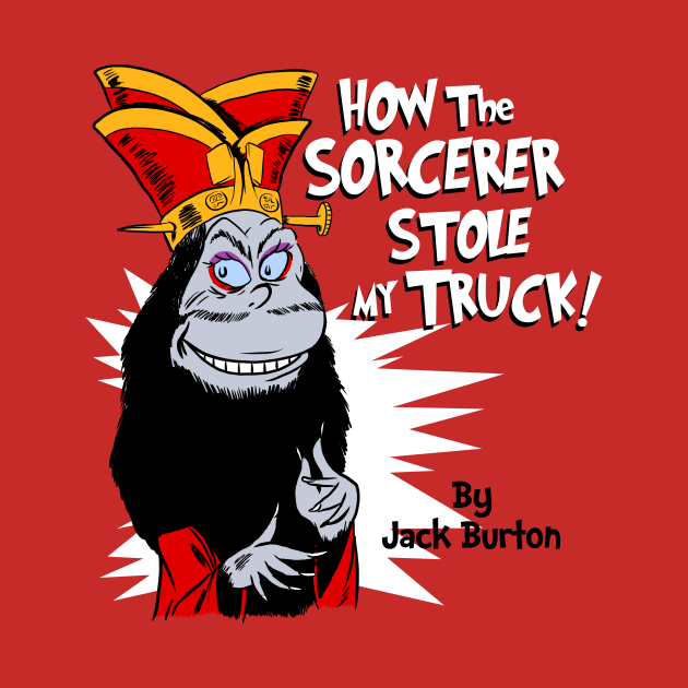 How the Sorcerer Stole My Truck!