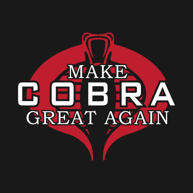Make COBRA Great Again