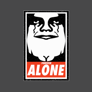 Obey Alone t-shirts