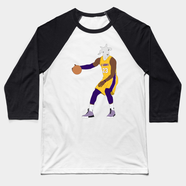 save off 9118c b524c LeBron James, The GOAT (Lakers)