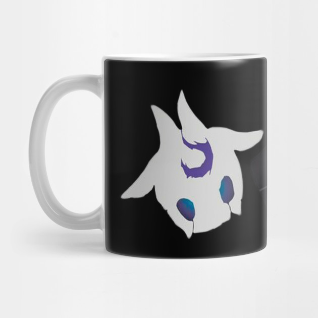 Kindred Mask from league of legends Mug