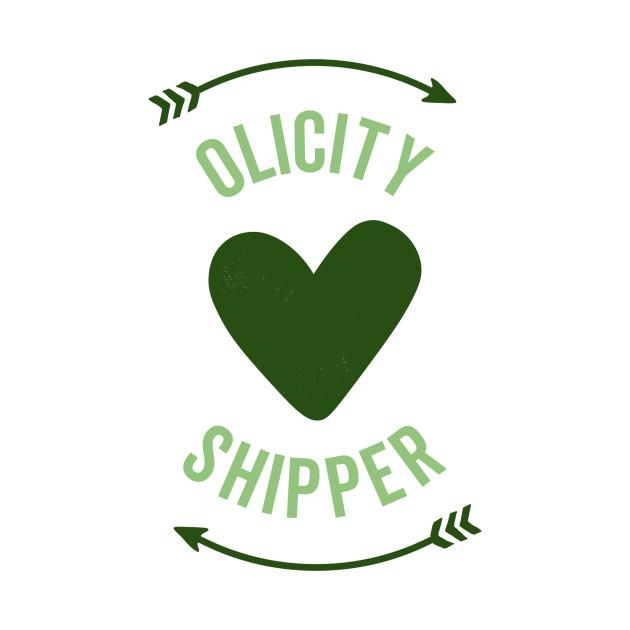 Olicity Shipper - Light & Dark Green