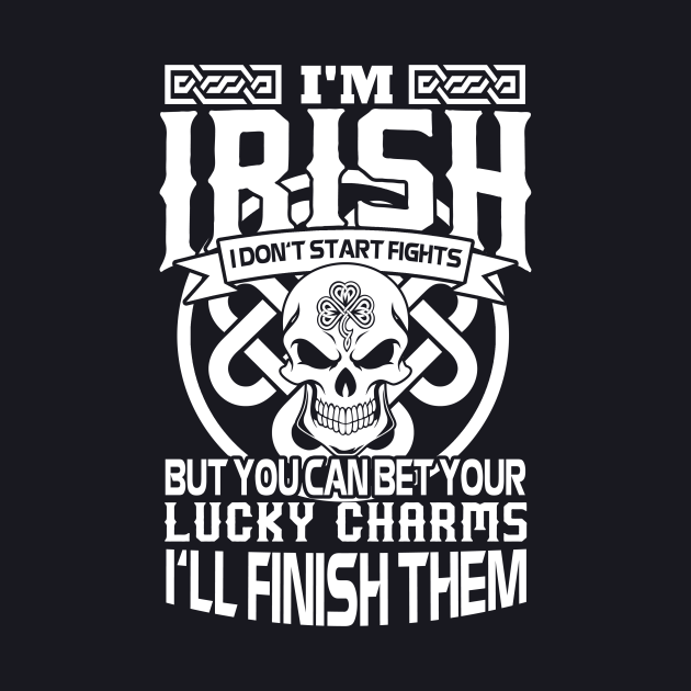 PATRICK DAY, Irish Lucky charms