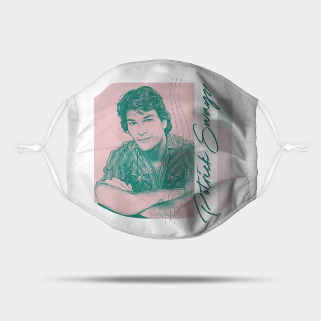 Patrick Swayze / / / 80s Aesthetic Fan Art Design