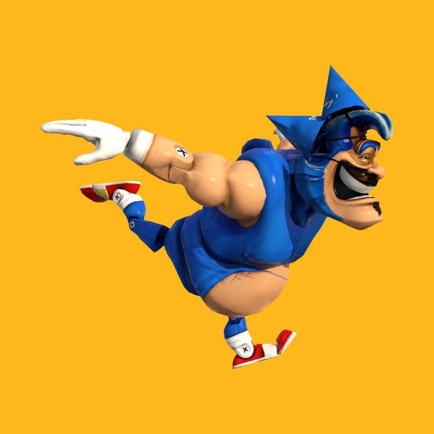 Blue Blaze Henk