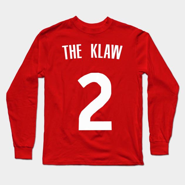 buy popular 6021f efa3e Kawhi Leonard 'The Klaw' Nickname Jersey - Toronto Raptors