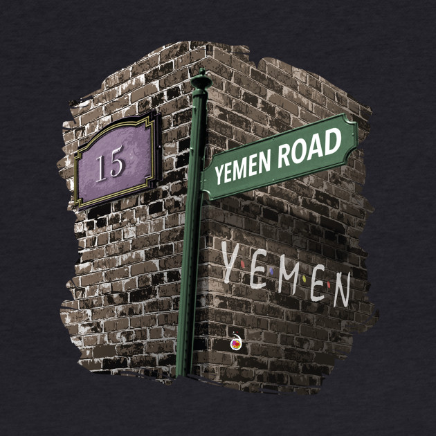Friends: 15, Yemen Road, Yemen