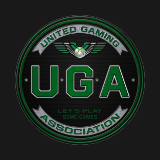 United Gaming Association Small Logo t-shirts
