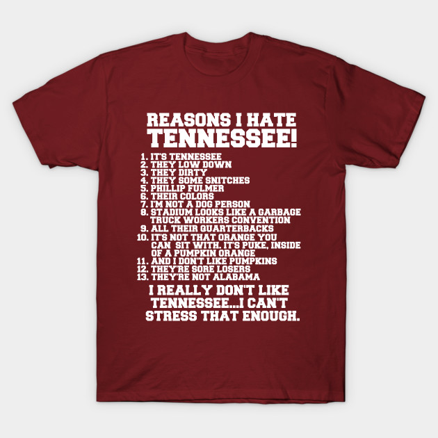 Tennessee Hate