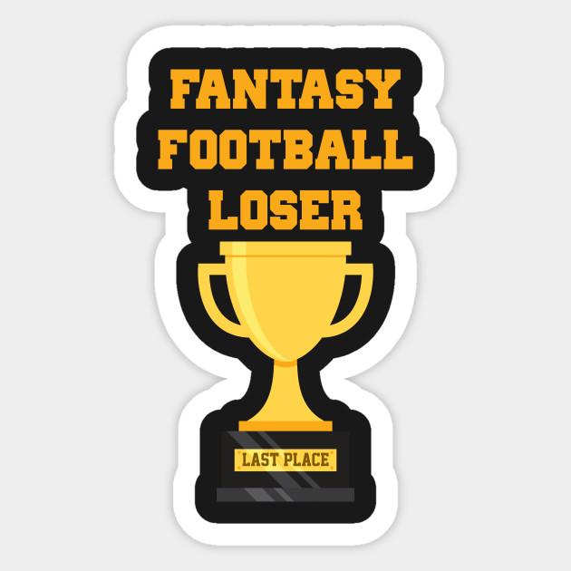 fantasy football loser last place trophy fantasy