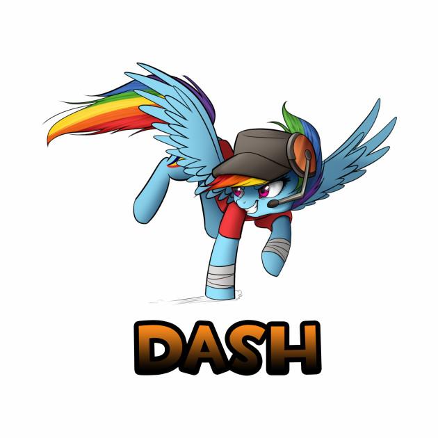 Rainbow Dash Scout