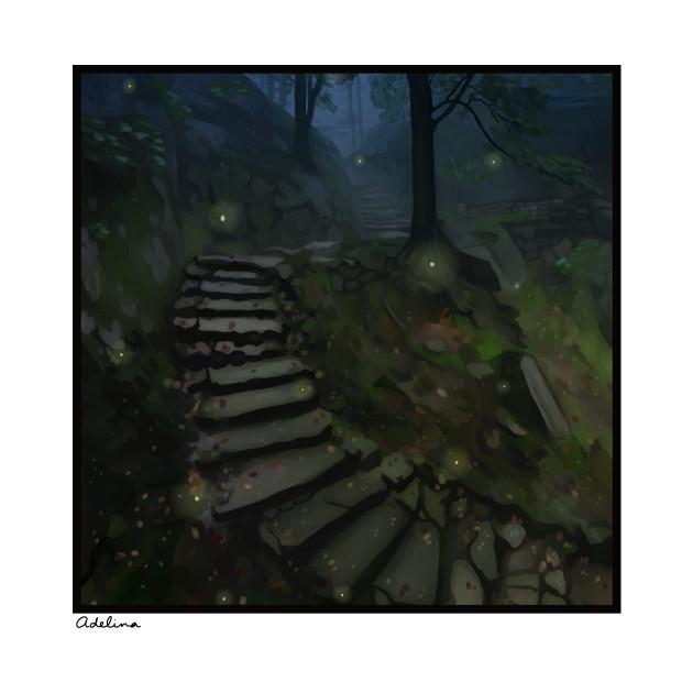 Steppy Bois - Night