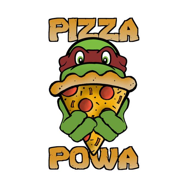 Pizza Powa - Raph