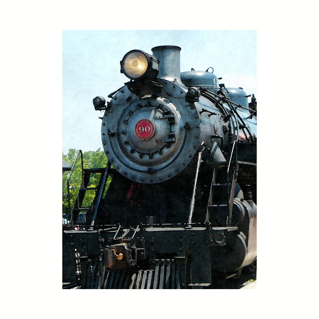 Trains - Great Western 90