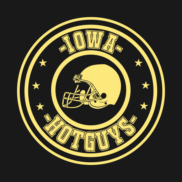 Iowa Hotguys - Funny College Football