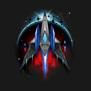 Fox Squadron t-shirts