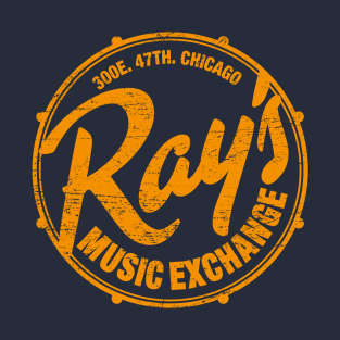 Ray's Music Exchange (worn look) t-shirts