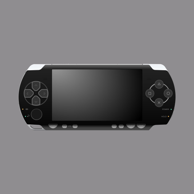 Playstation Portable Video Game Console