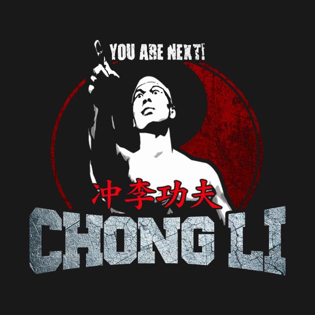 Chong Li You Are Next
