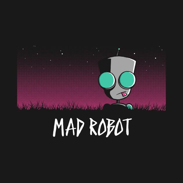 Mad Robot T-Shirt
