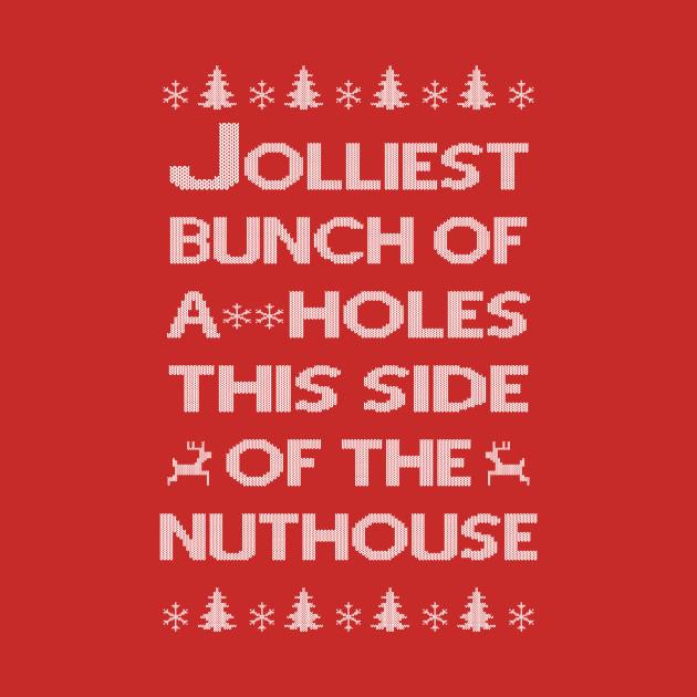 Jolliest Bunch of Christmas Vacation Shirt