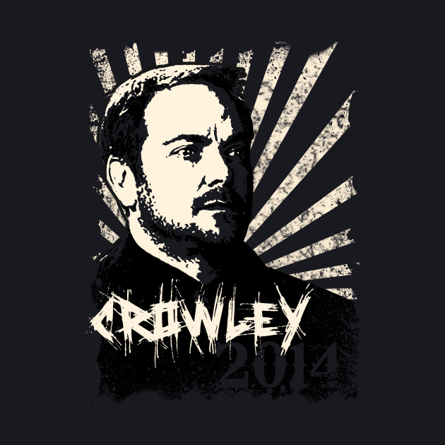 Crowley 2014 - King of Hell