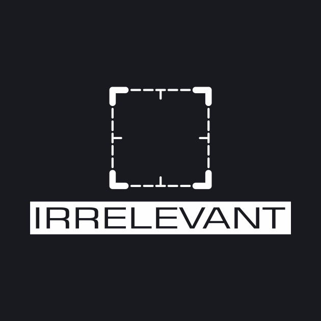 Person of Interest - Irrelevant