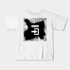 89dfd9820c28 Off White Kids T-Shirts | TeePublic