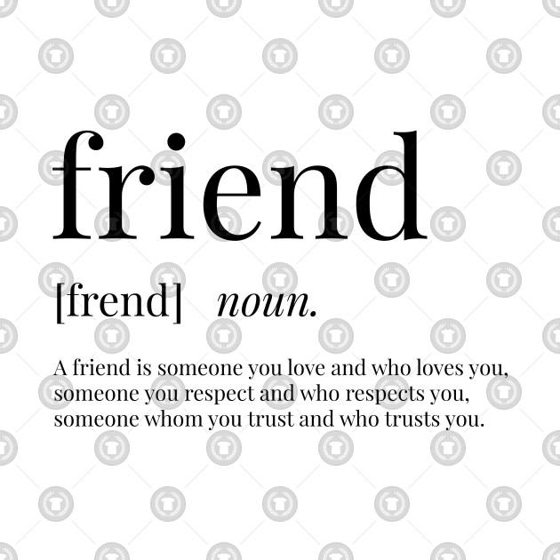 Friend Definition