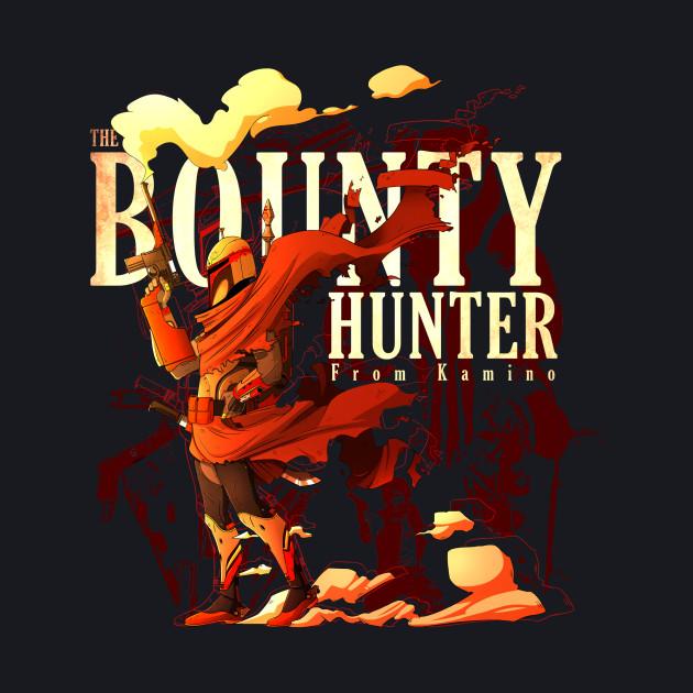 The Bounty Hunter from Kamino