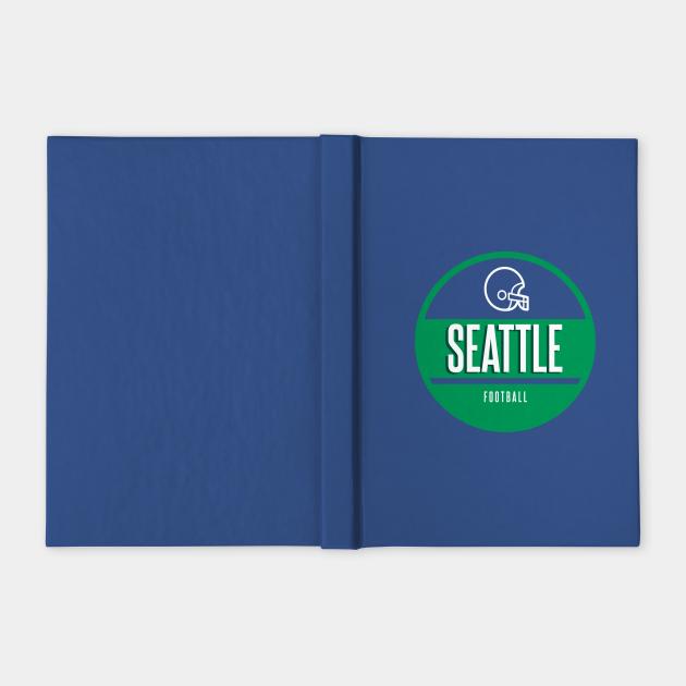 Seattle football retro