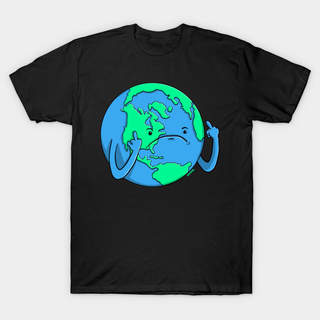 Mad Earth T-Shirt