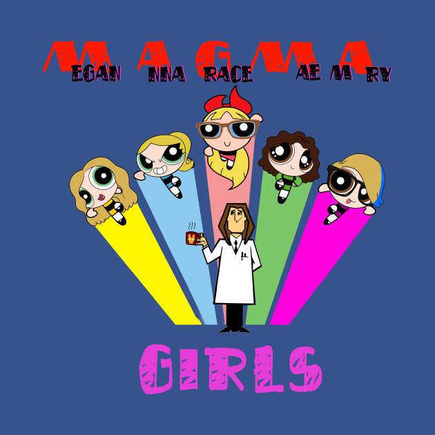Magma Girls