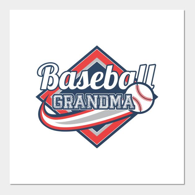 Baseball Grandma Birthday Gift