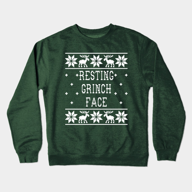 1972609 1 - Grinch Ugly Christmas Sweater