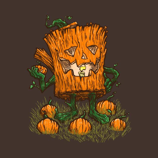 The Pumpkin Log