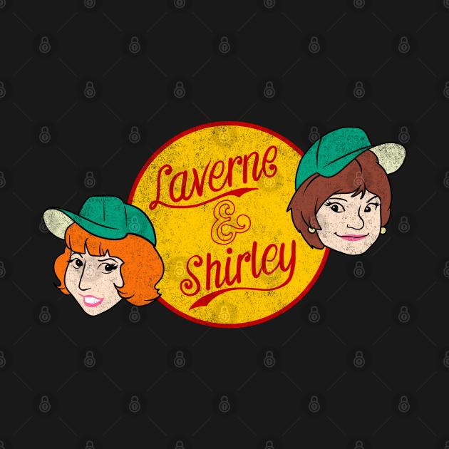 Laverne & Shirley ( vintage)